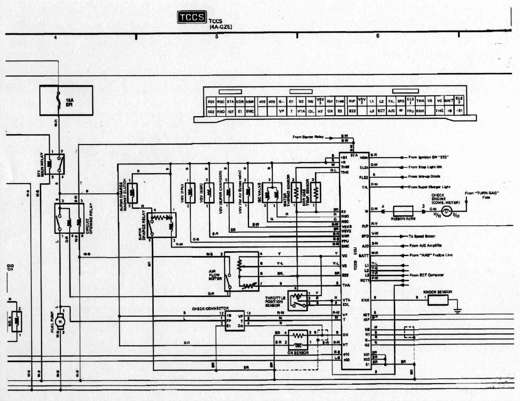85 Corolla Engine Wire Diagram Schematics Wiring Diagrams 75 1991 Toyota Auto Get Free Image About Coupe