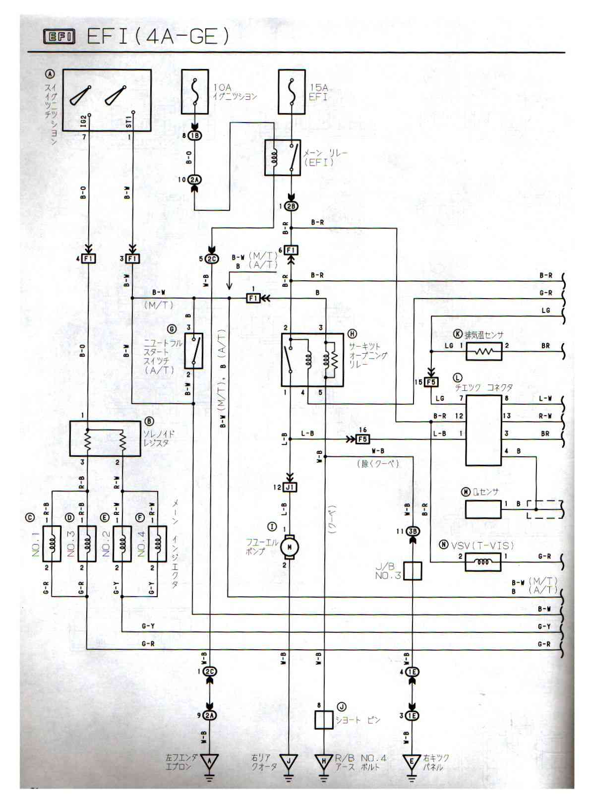Toyota Ooh Latest Corolla Info N Pic Keretalama Corona 1972 Wiring Diagrams Online Manual Sharing